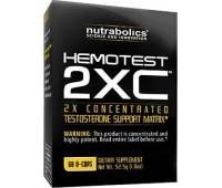 HemoTest 2XC Nutrabolics 60 капсул