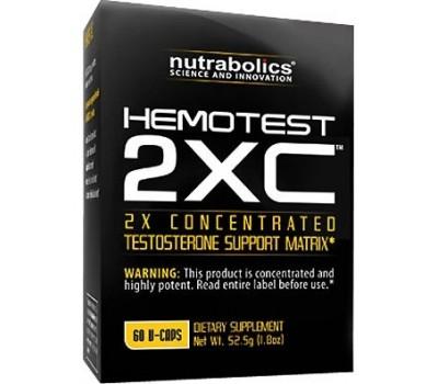 HemoTest 2XC Nutrabolics 60 капсул в Киеве