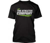 Футболка Athletes Company модель 7-1 черная (L, XL)