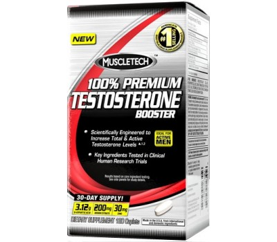 Testosterone Booster Muscletech 120 таблеток в Киеве