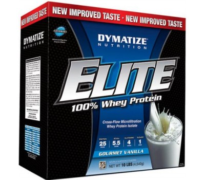 Dymatize Nutrition Elite Whey Protein Isolate 4536g в Киеве