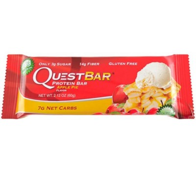 Quest Bar Apple Pie 60g в Киеве