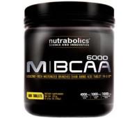 M-BCAA 6000 Nutrabolics 180 таблеток