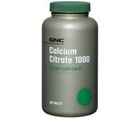 Calcium Citrate 1000 мг GNC 180 таблеток