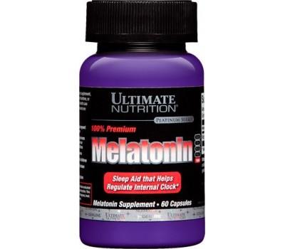 Melatonin 3 mg Ultimate 60 капсул в Киеве