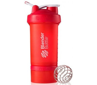 Shaker Blender Bottle ProStak 650 ml fuul red в Киеве