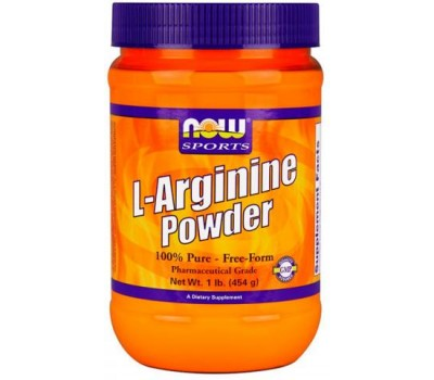 NOW L-Arginine Powder 454g в Киеве