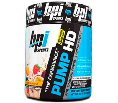 BPI Sports Pump HD 250g в Киеве