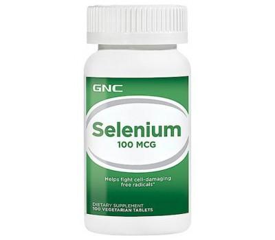GNC Selenium 100 mcg 100 таблеток в Киеве