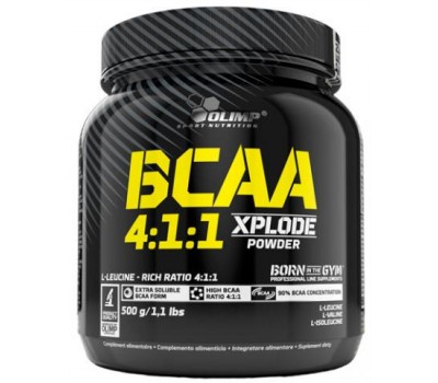 Olimp BCAA 4:1:1 Xplode Powder 500g в Киеве