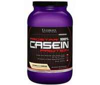 100% Casein Protein Ultimate Nutrition 908g