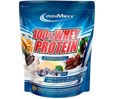 IronMaxx 100% Whey Protein 2350g (пакет) в Киеве