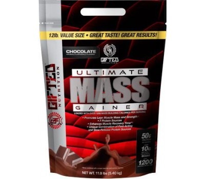 Ultimate Mass Gainer Gifted Nutrition 5400g в Киеве