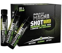 BioTech USA Magna Shot 20х25 ml