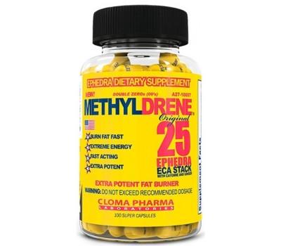 Cloma Pharma Methyldrene 100 капсул в Киеве