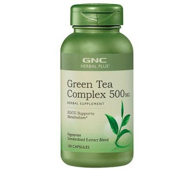 GNC Green Tea Complex 500 mg 100 капсул в Киеве