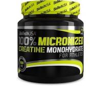 100% Creatine Monohydrate BioTech 500g
