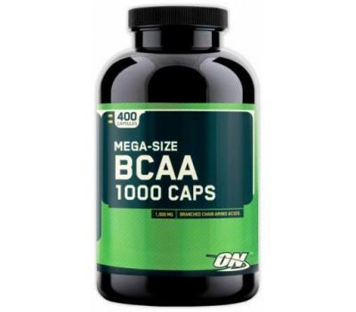 Optimum Nutrition BCAA 1000 caps 400 капсул в Киеве