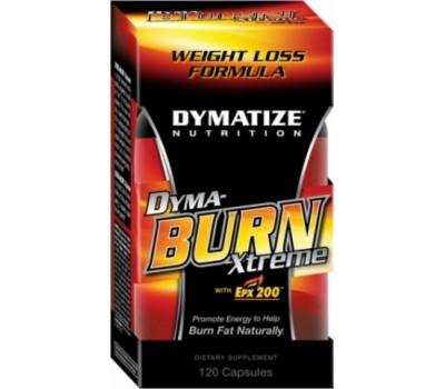 Dyma-Burn Xtreme EPX 200 Dymatize 120 caps в Киеве