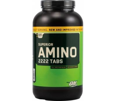Superior Amino 2222 Optimum Nutrition 320 таблеток в Киеве