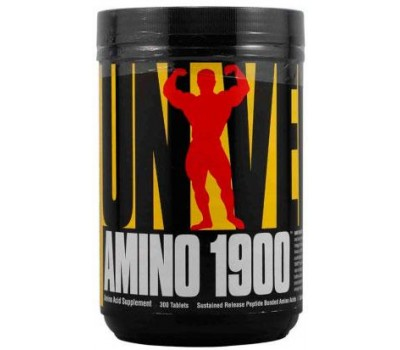 Universal Nutrition Amino 1900 300 таблеток в Киеве