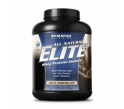 All Natural Elite Whey Dymatize Nutrition 2270g в Киеве