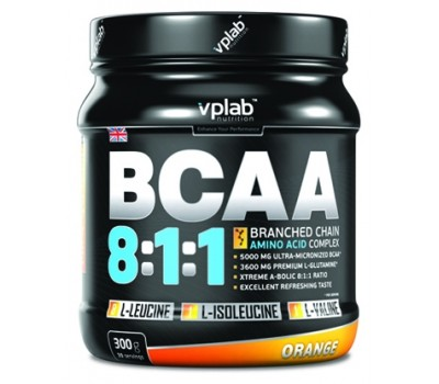 BCAA 8:1:1 VP Lab 300g в Киеве