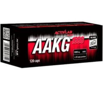 Activlab Arginine 1000 mg 120 капсул в Киеве