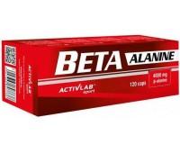 Activlab Beta-Alanine 120 капсул