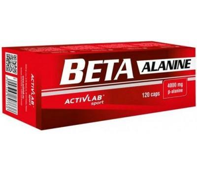 Activlab Beta-Alanine 120 капсул в Киеве