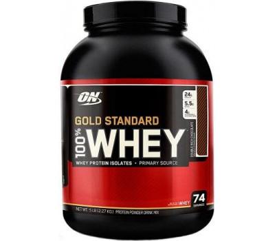 Whey Gold Standard Optimum 2,27 kg (USA) в Киеве