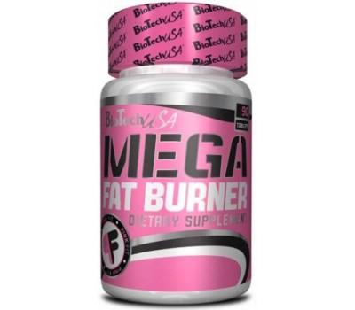 BioTech USA Mega Fat Burner 90 таблеток в Киеве