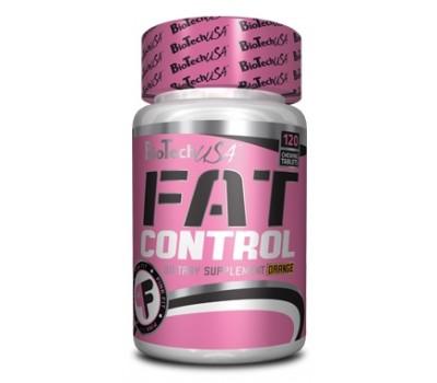 BioTech USA Fat Control 120 таблеток в Киеве