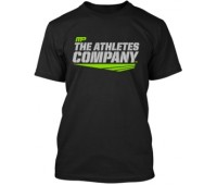 Футболка Athletes Company модель 7-2 черная (L, XL)