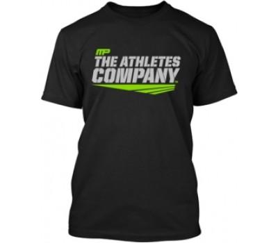 Футболка Athletes Company модель 7-2 черная (L, XL) в Киеве