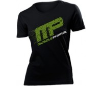 Футболка Musclepharm модель 2-1 черная