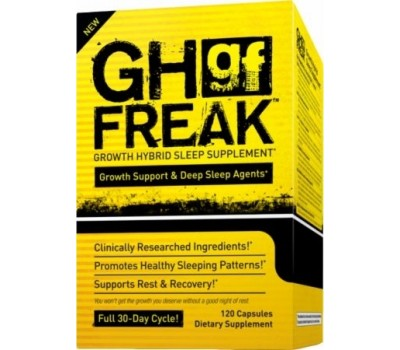 GH Freak PharmaFreak 120 капсул в Киеве