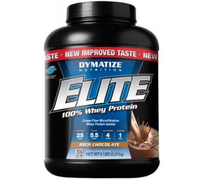 Dymatize Nutrition Elite Whey Protein Isolate 2270g в Киеве