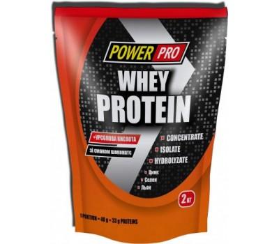 Whey Protein Power Pro 2 kg в Киеве