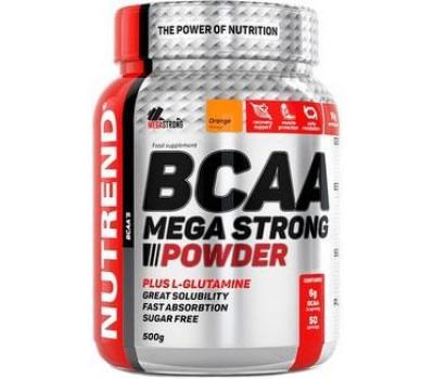 Nutrend BCAA Mega Strong Powder 500g в Киеве