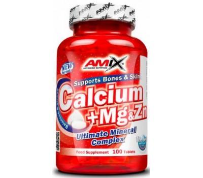 Amix Calcium Mg Zn 100 таблеток в Киеве