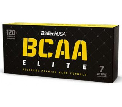 BioTech USA BCAA Elite Series 120 капсул в Киеве