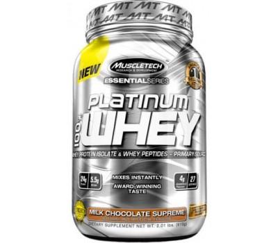 Muscletech Platinum 100% Iso-Whey 900g в Киеве