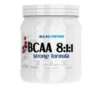 All Nutrition BCAA 8:1:1 Strong Formula 400g