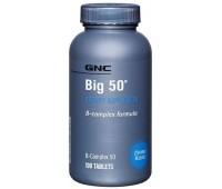GNC BIG 50 100 таблеток
