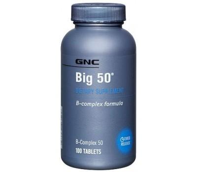 GNC BIG 50 100 таблеток в Киеве