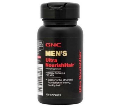 Витамины GNC Men's Ultra Nourish Hair 120 таблеток в Киеве