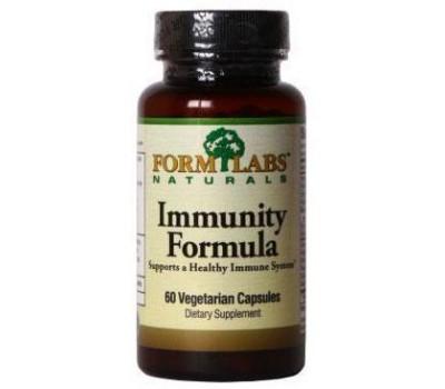Form Labs Naturals Immunity Formula 60 капсул в Киеве