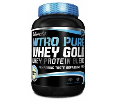 Nitro Pure Whey Gold BioTech 908g в Киеве
