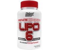 Lipo-6 Nutrex 120 капсул